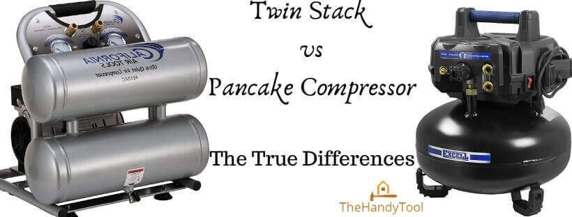 Twin Stack vs Pancake Compressor.