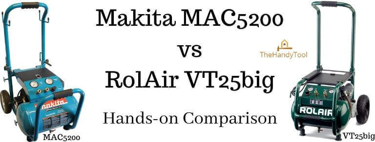 Makita MAC5200 vs RolAir VT25big
