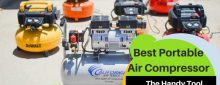 Best portable air compressor: Which One to Get?