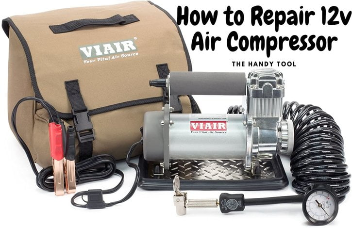 how_to_repair_12v_air_compressor